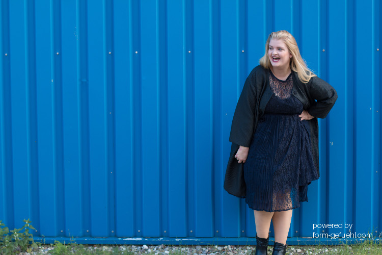 plus size blogger roxi zizzi black label mantel formgefühl