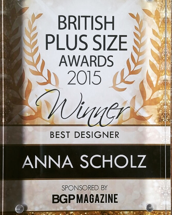 British Plus Size Awards 2015 1