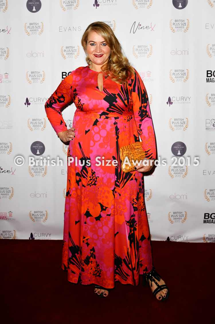 British Plus Size Awards 2015 2