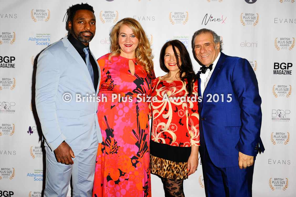 British Plus Size Awards 2015 3
