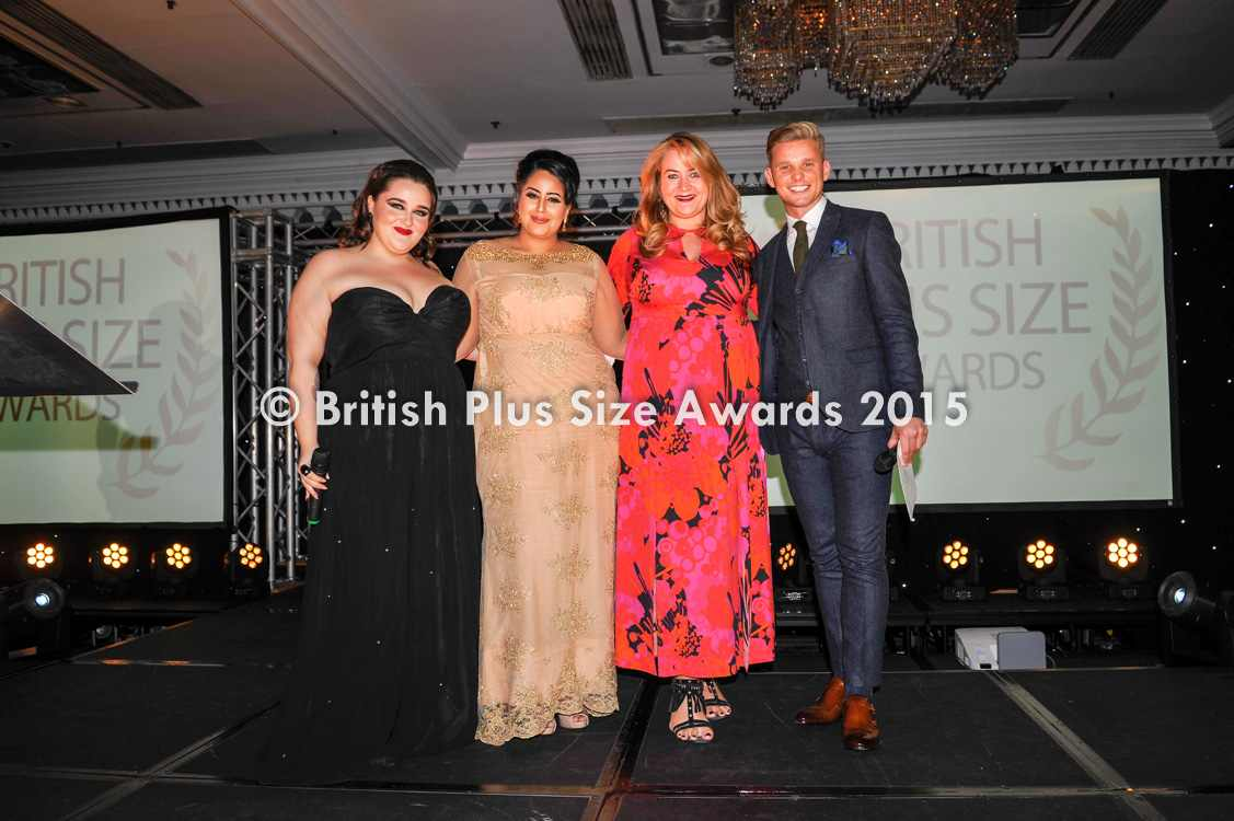 British Plus Size Awards 2015 4