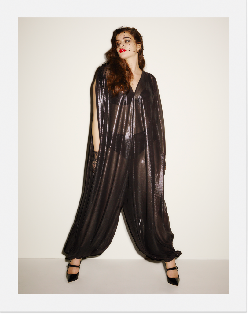 beth ditto jumpsuit black
