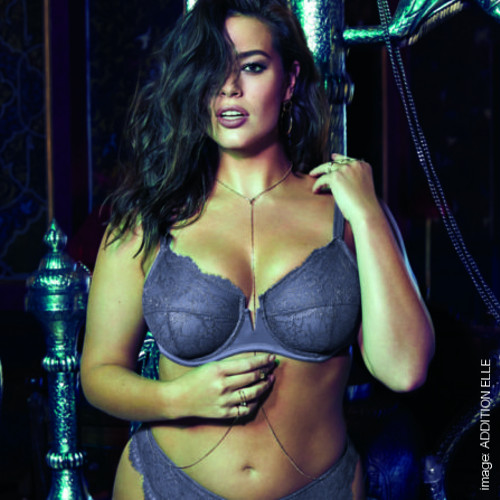 ashley graham dessous